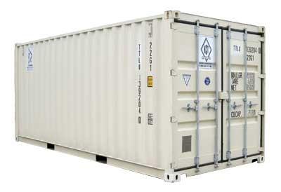 Container khô 20 feet hiệp anh khoa