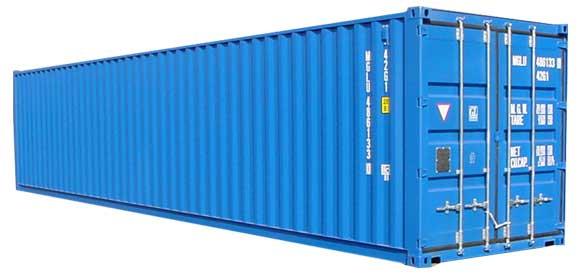 cotainer khô 40 feet hiệp anh khoa