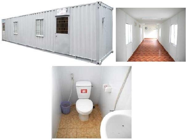 container văn phòng 40 feet hiệp anh khoa